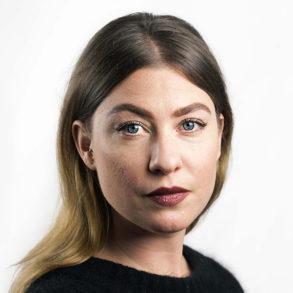 Malin Jenstav, foto Stockholms Tjejjour