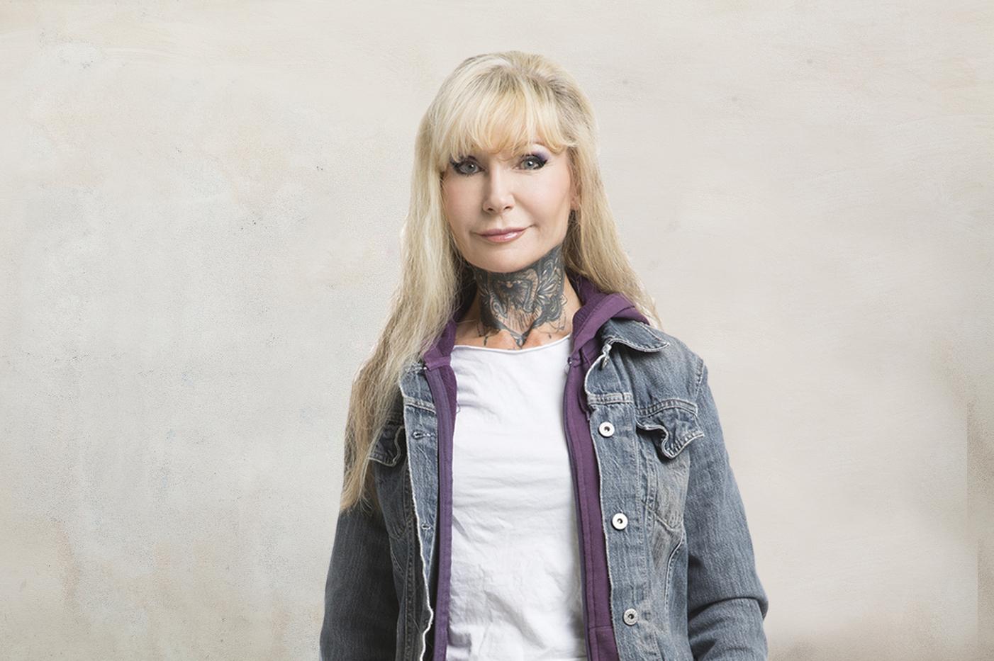 Unni Drougge, redaktör för Kvinnotryck.