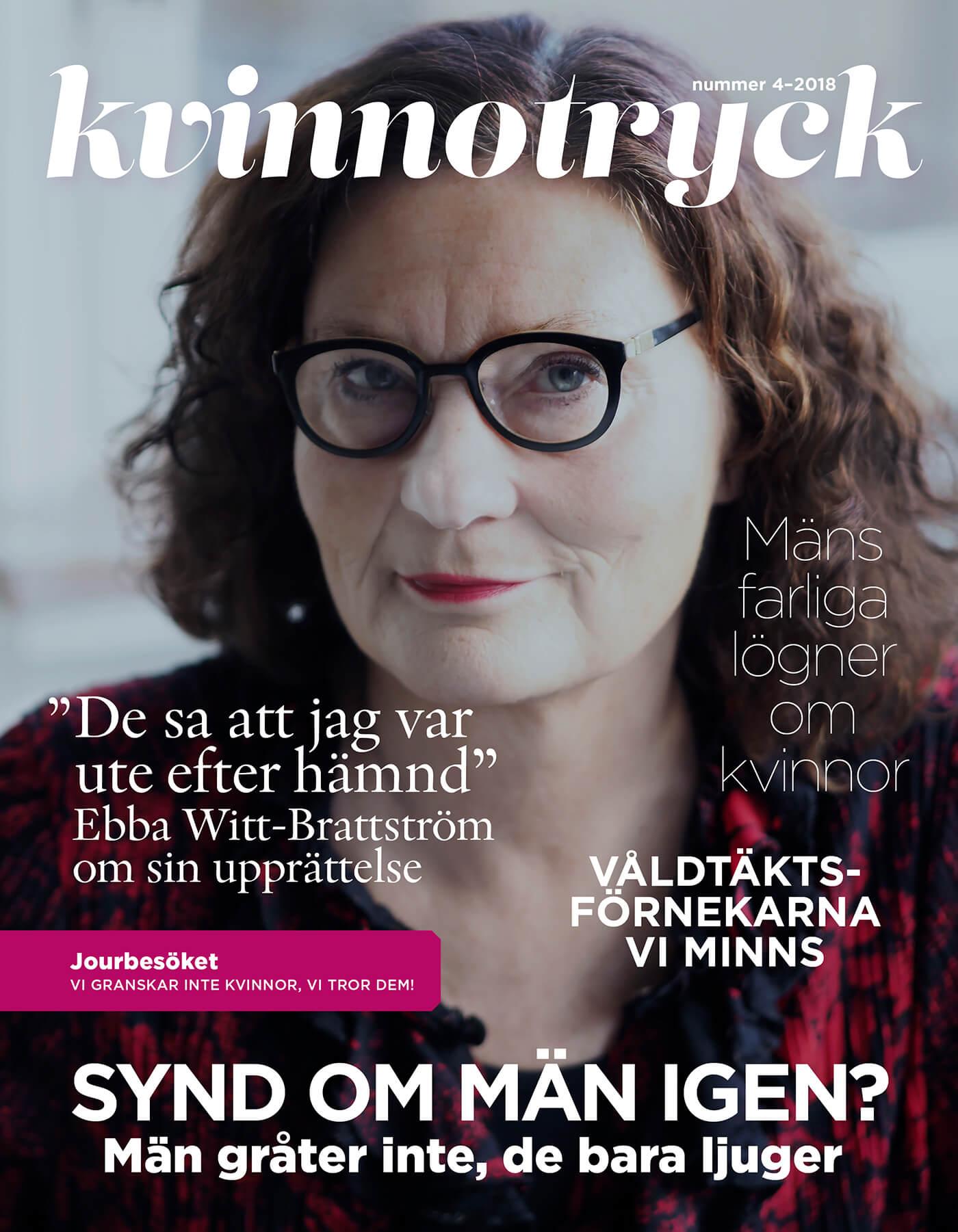 Kvinnotryck 4-2018