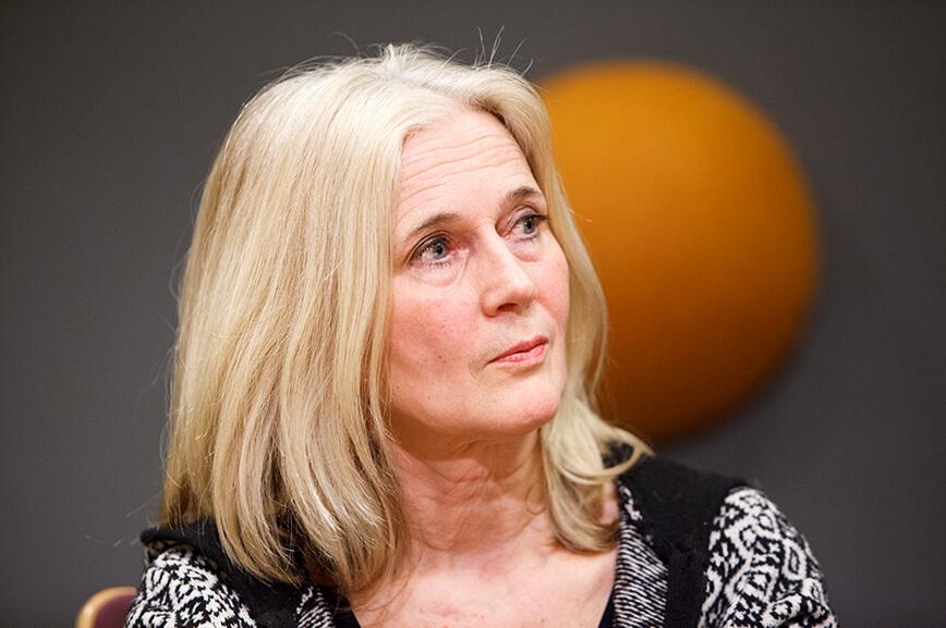 Katarina Frostenson, foto: Seppo Samuli