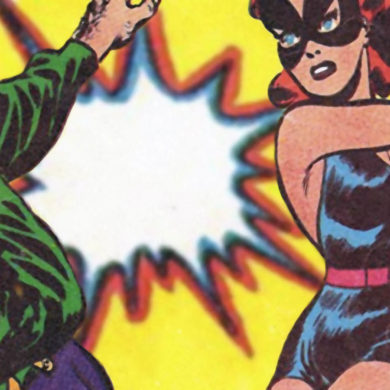 Wonder Woman, illustration DC Comics
