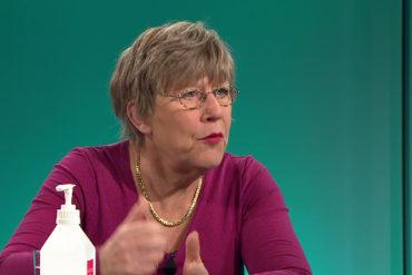 Agnes Wold, foto: Ur Malou efter 10, TV4