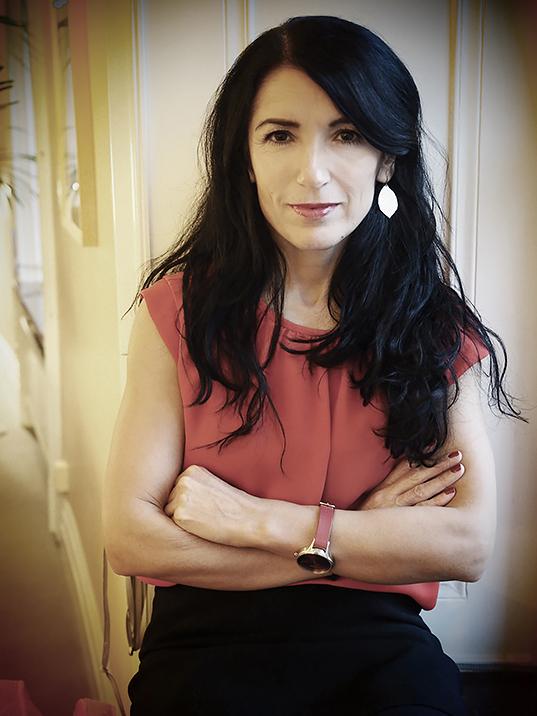 Amineh Kakabaveh, foto Severus Tenenbaum