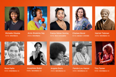 Svarta kvinnor som förändrat världen.