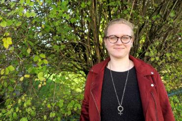 Elisabeth Björk, foto Marja Beckman.