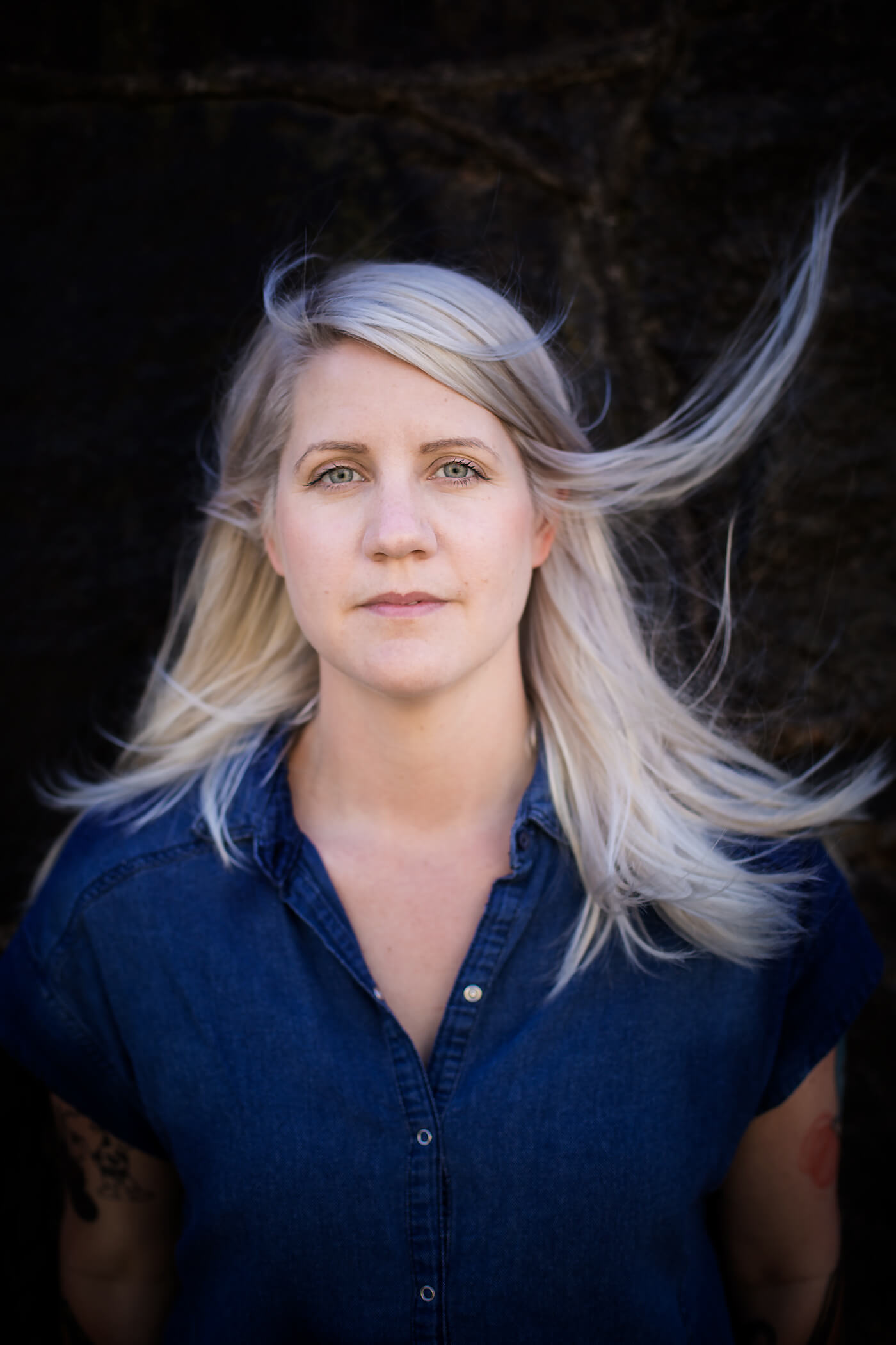 Emma Knyckare, foto Maja Kristin Nylander.