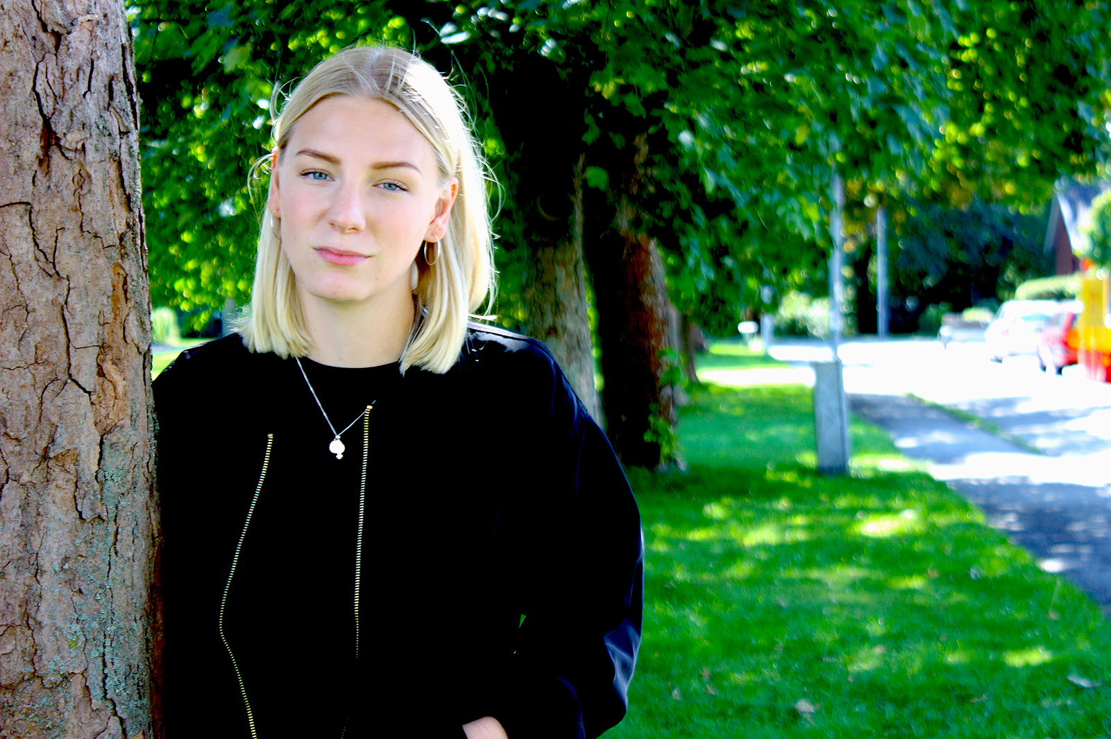 Evelina Hanson, foto Marja Beckman
