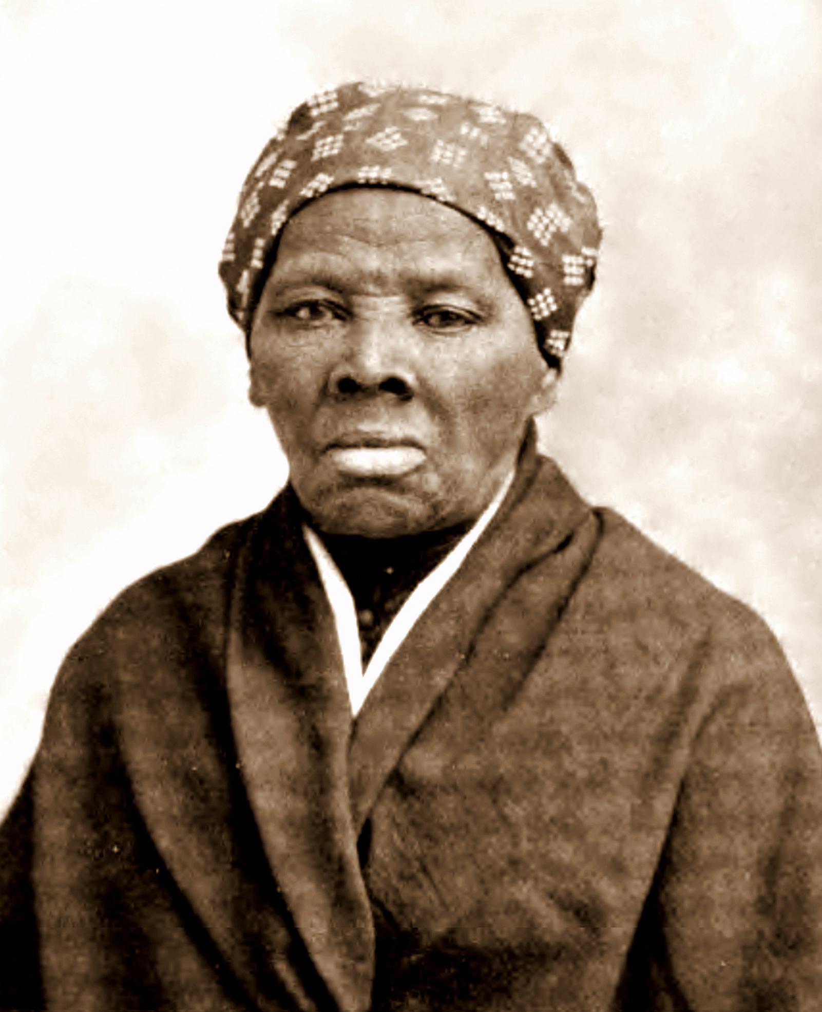 Harriet Tubman, foto Wikimedia