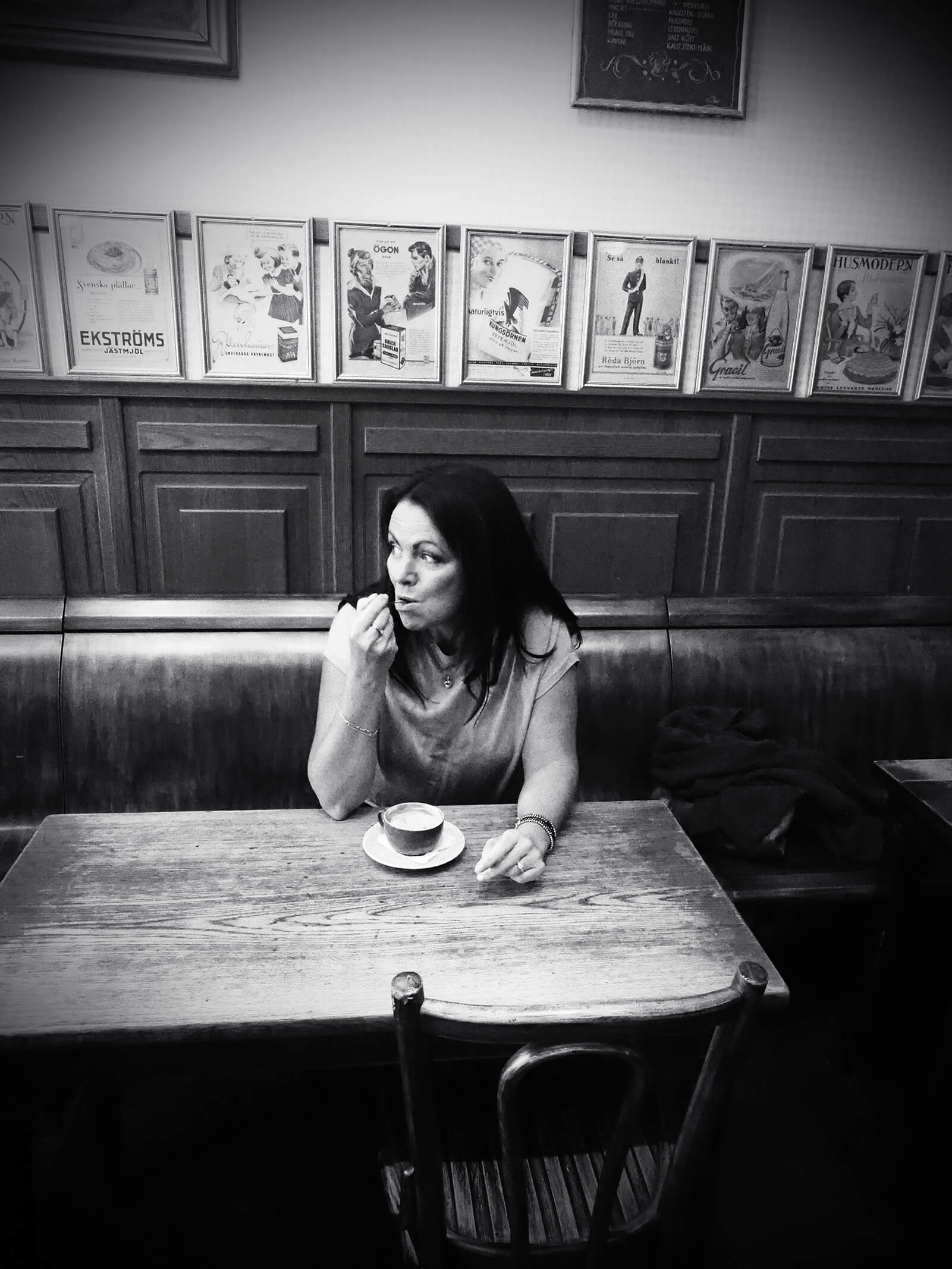 Katarina Wennstam, foto Severus Tenenbaum.