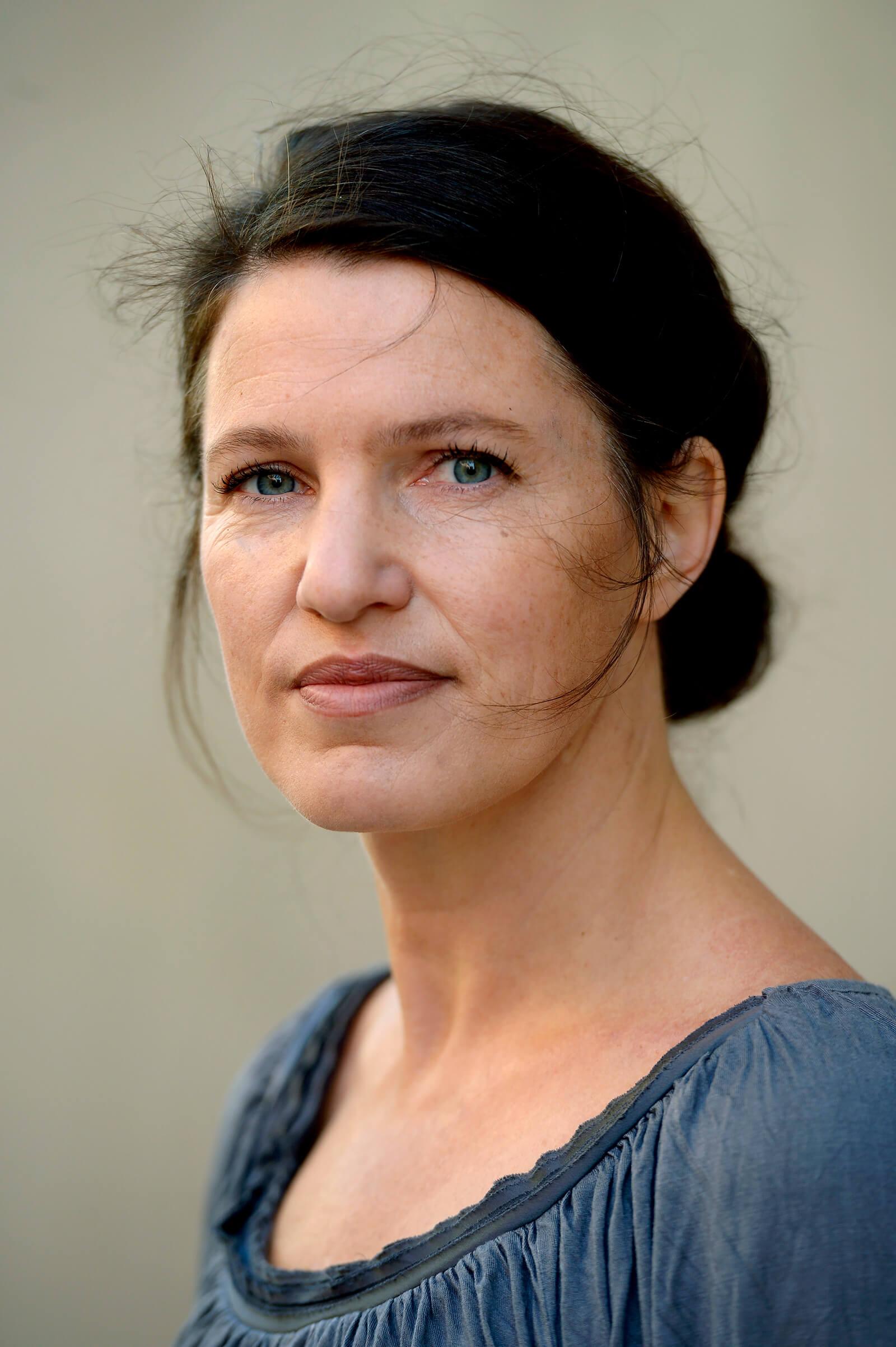 Kristina Sandberg, foto Jan-Erik Henriksson