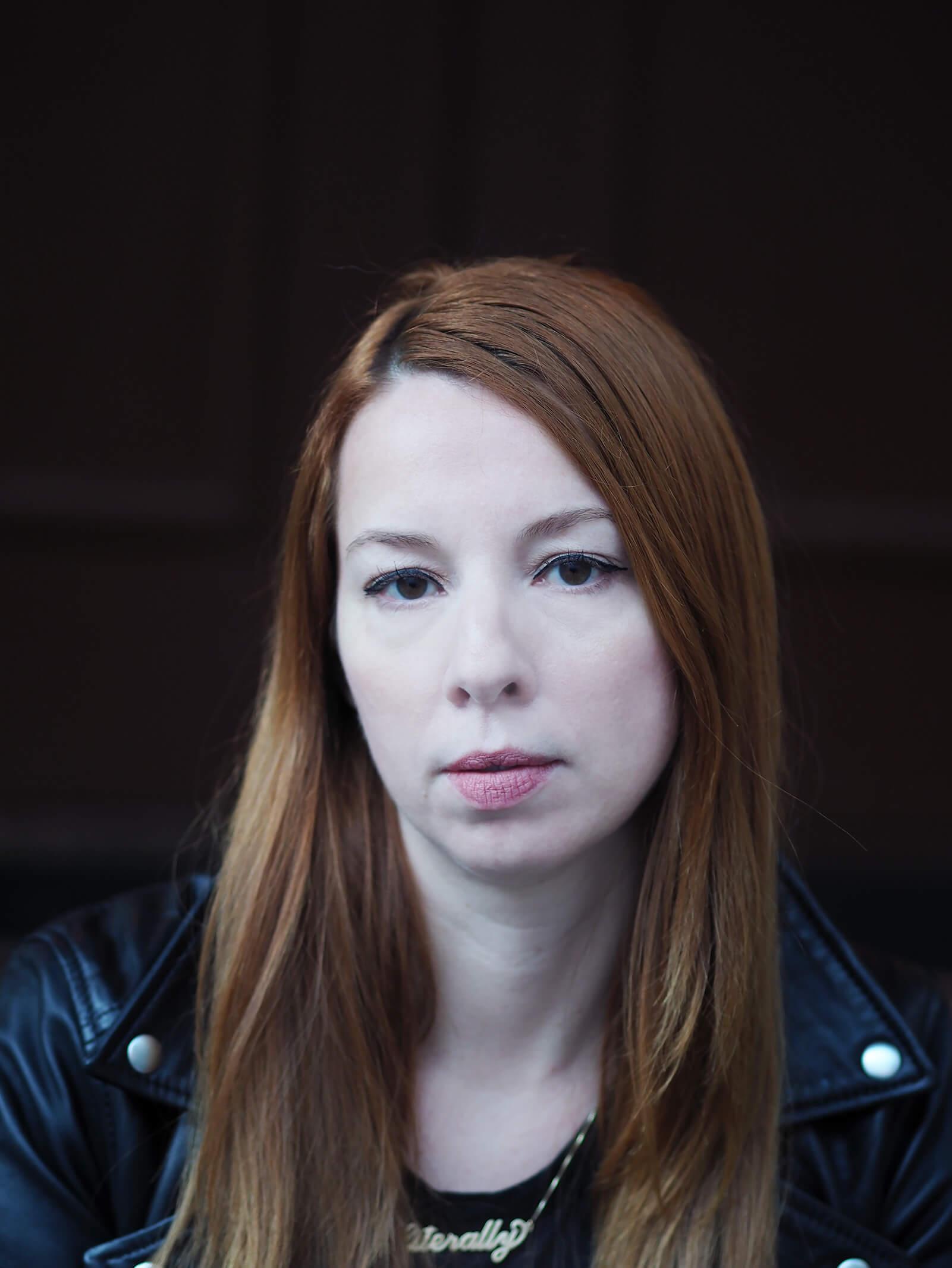 Megan Murphy, foto Severus Tenenbaum
