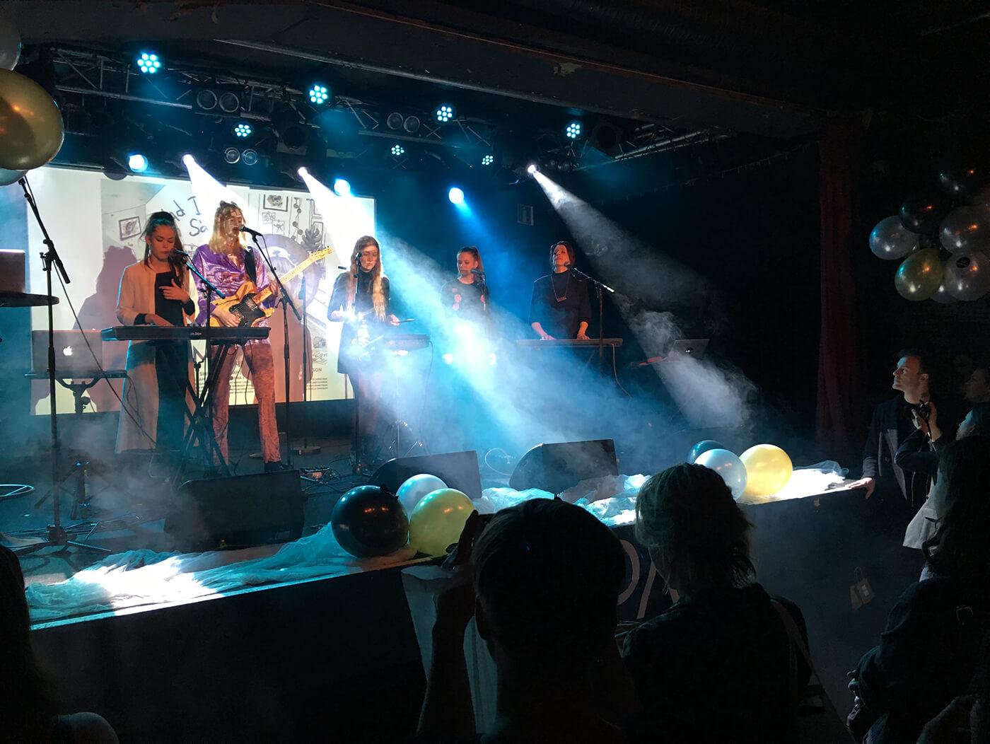 Soundtrack, foto Christina Lindström