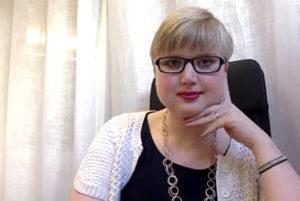 Susanna Eriksson, foto privat