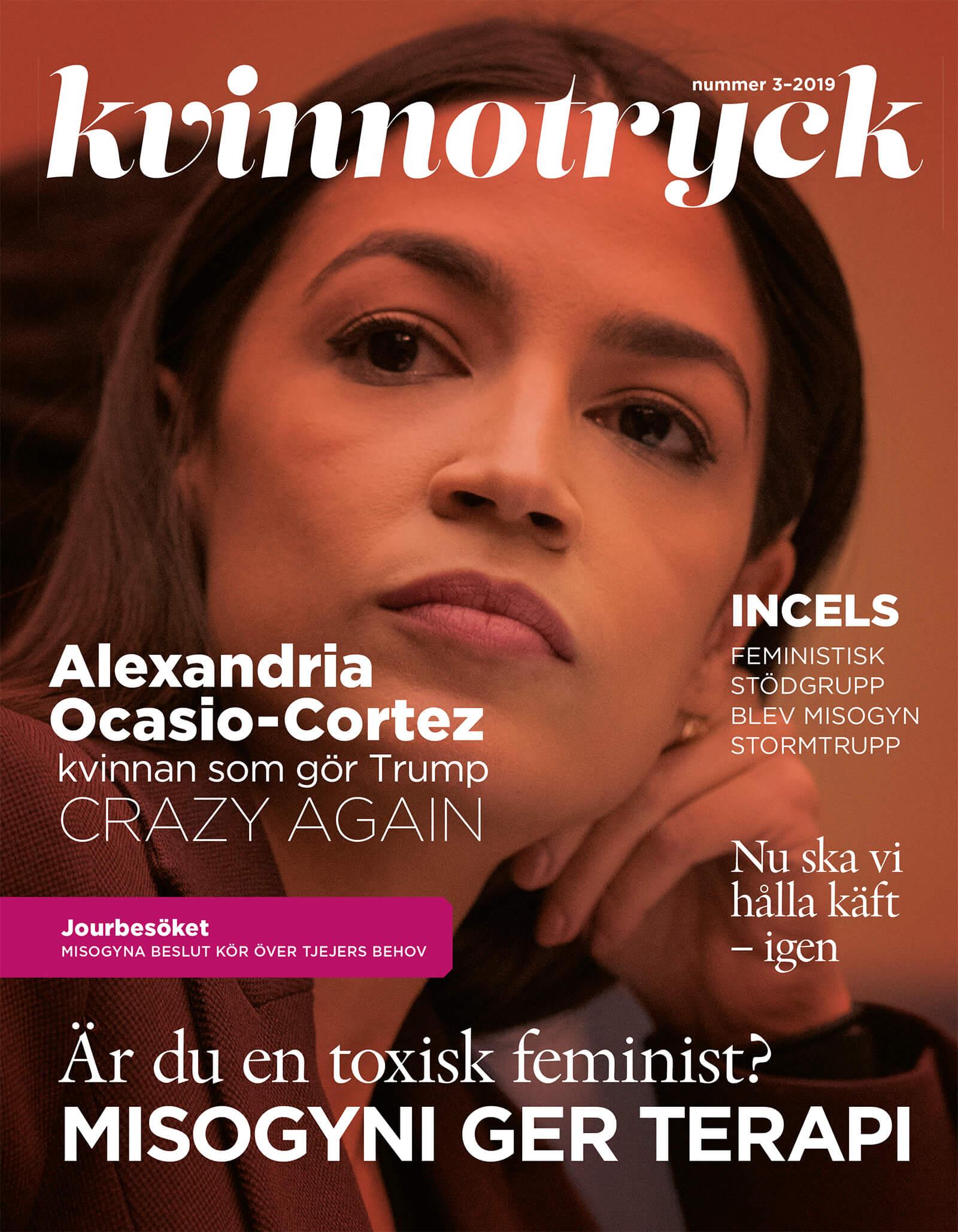 Kvinnotryck 3-2019