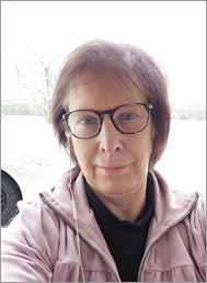 Anne-Marie Krafft Karlsson, foto privat