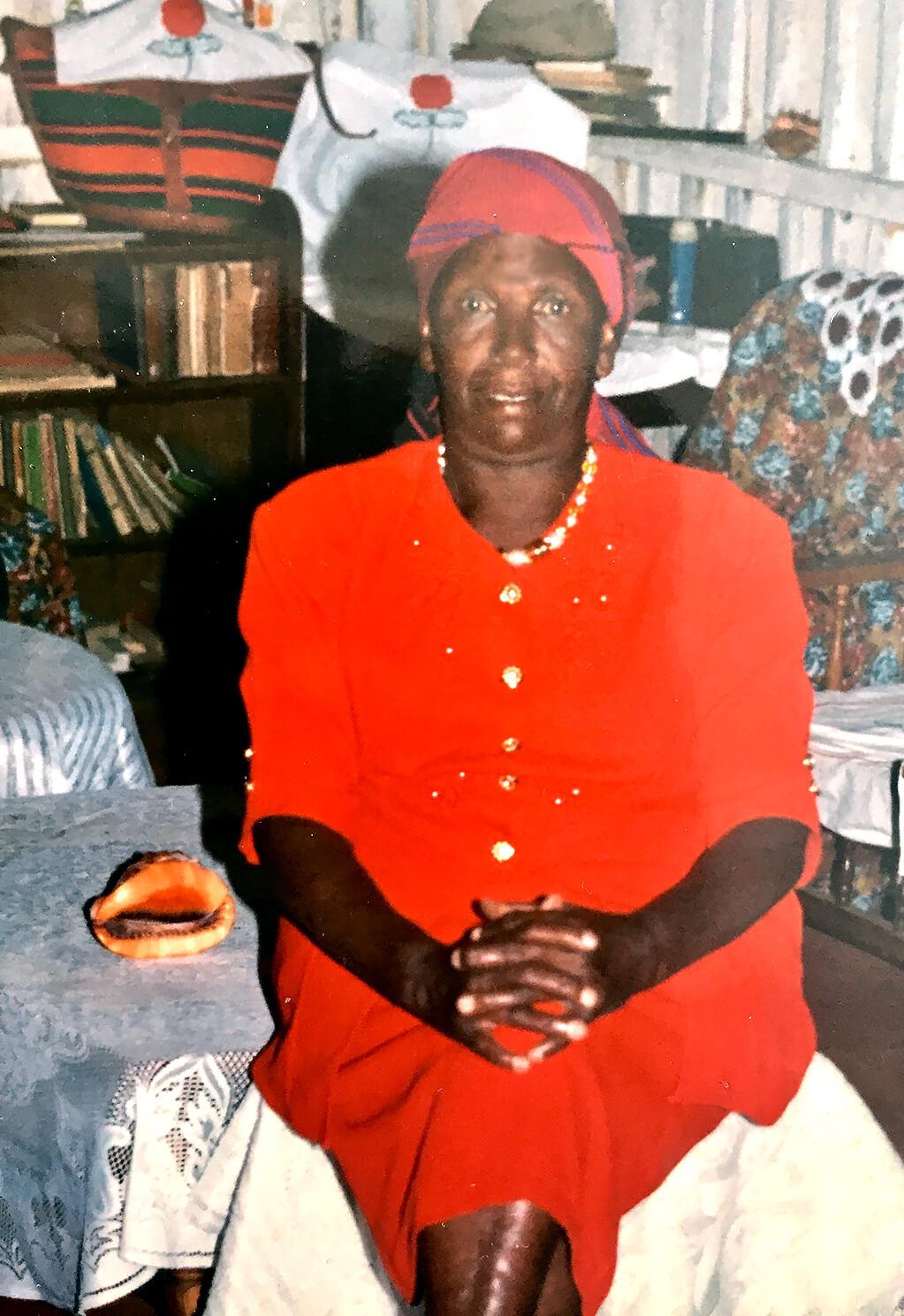 Winni Wambui Gikandi, foto privat.