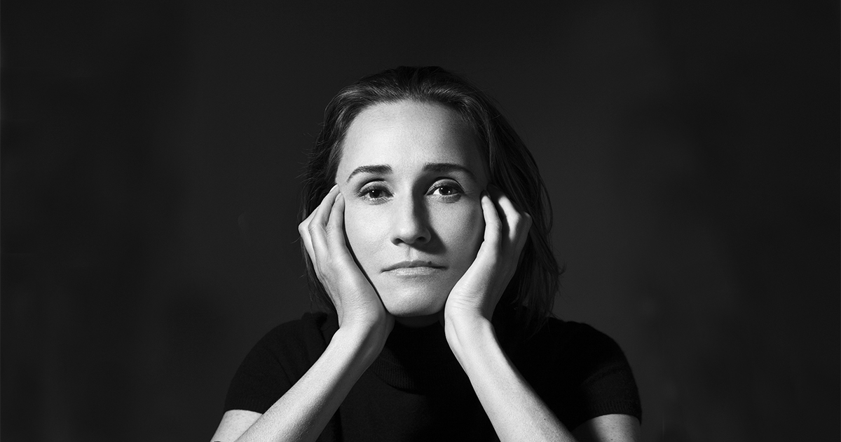 Jenny Nordberg, foto Anna Schori