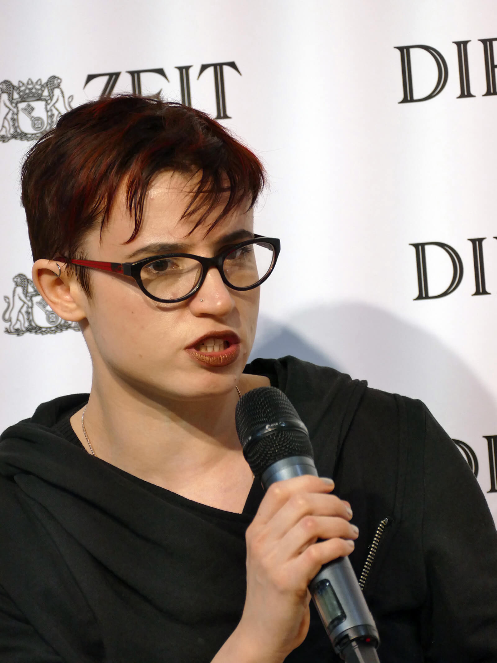 Laurie Penny, foto Wikimedia Commons