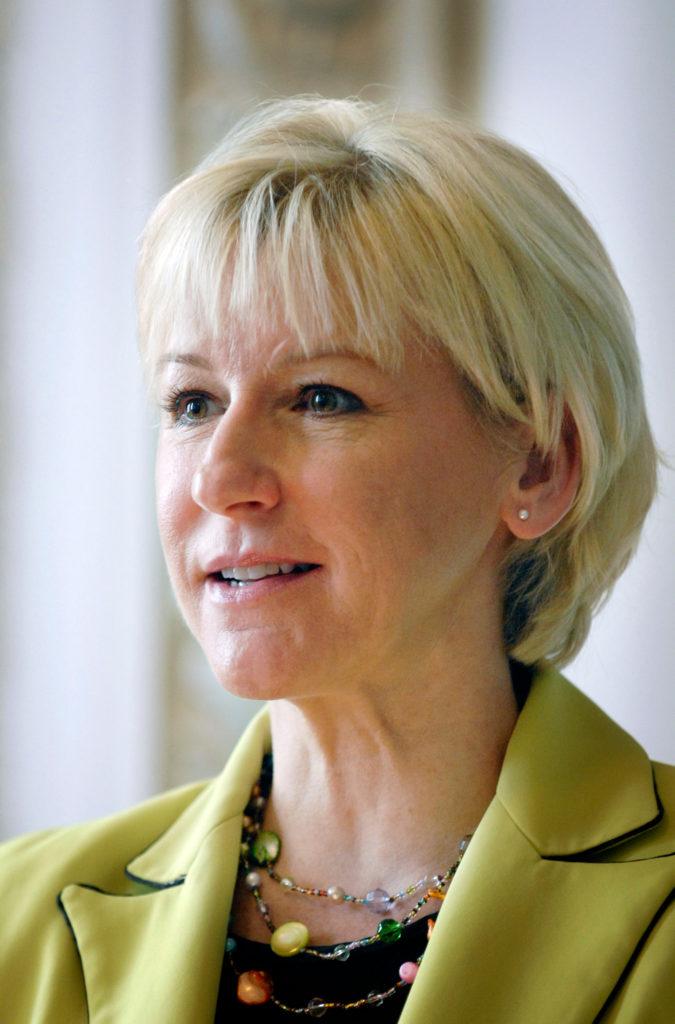 Margot Wallström, foto Wikipedia
