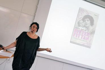 Maria Sveland, foto Diana Zanzi Ferrando
