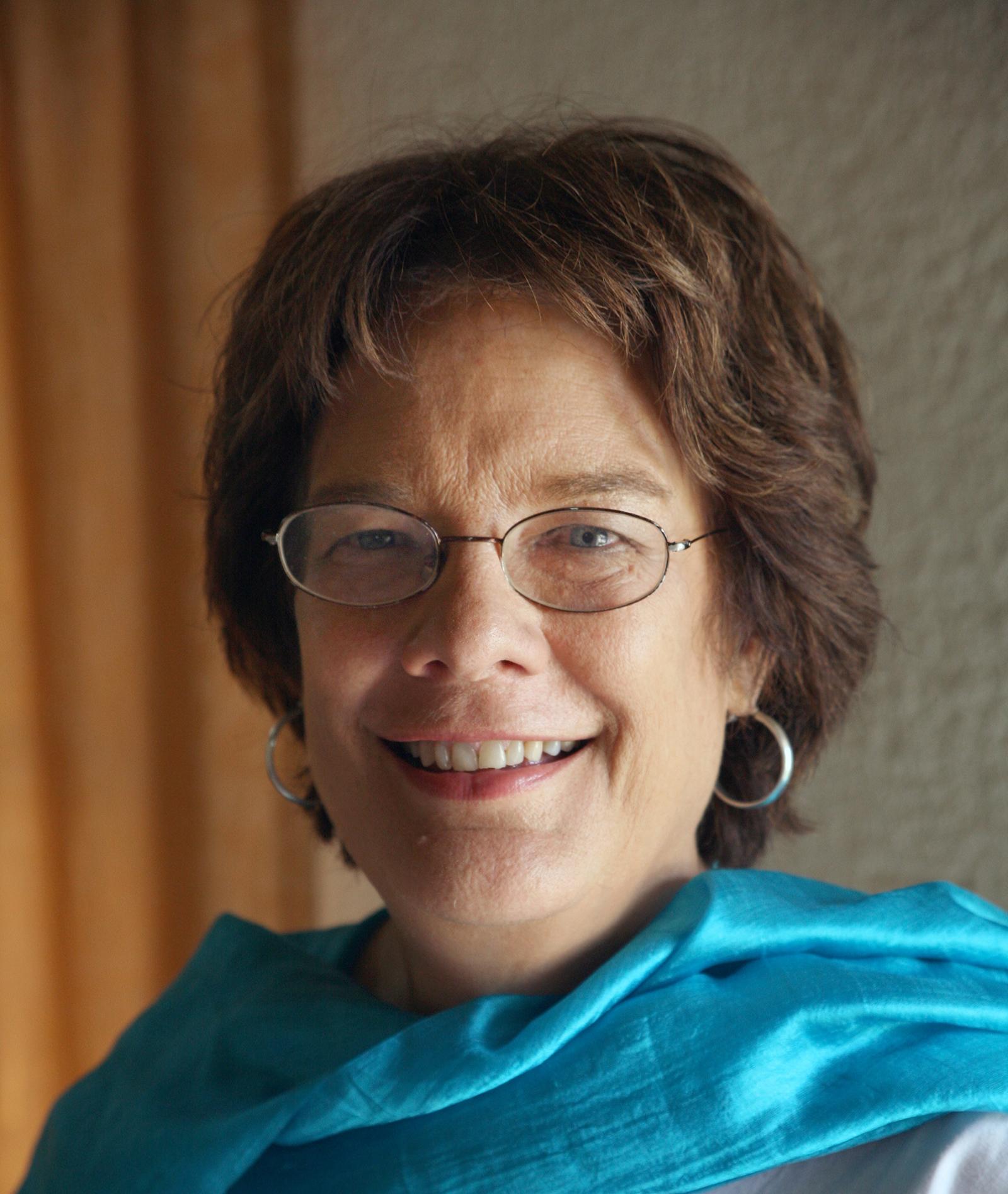 Molly Melching, foto Björn Westerdahl