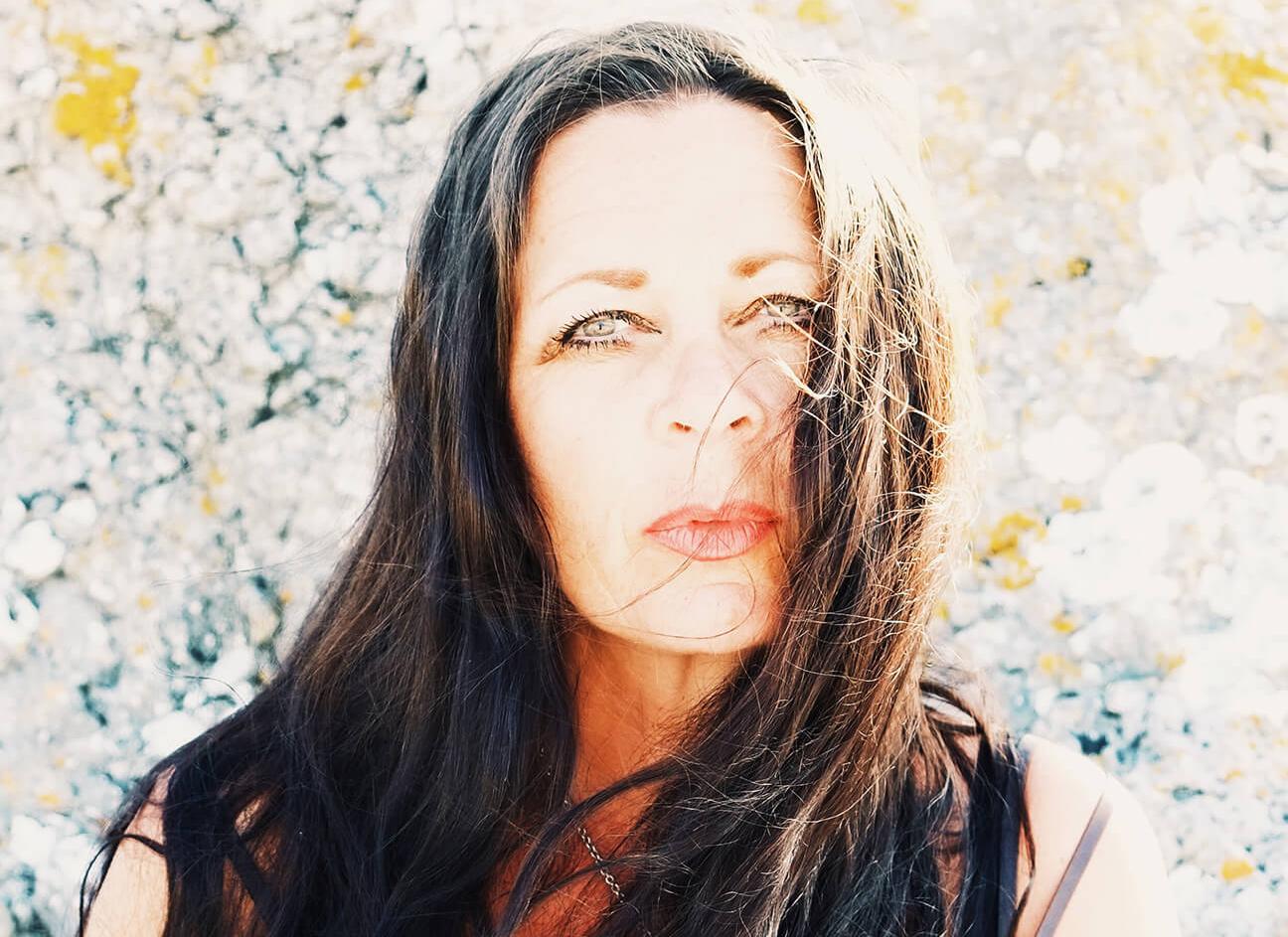 Nina Markelius, foto Aili Markelius