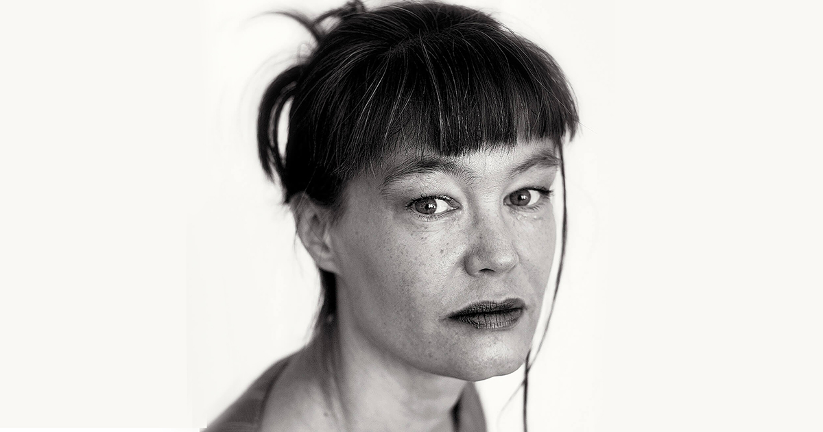Nina Björk, foto Cato Lein