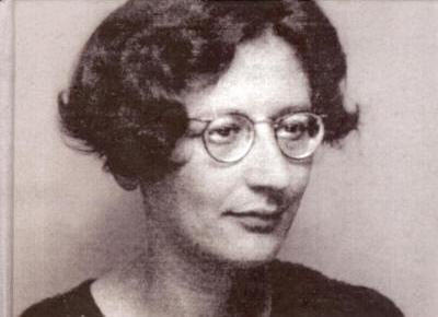 Simone Weil, foto Wikipedia
