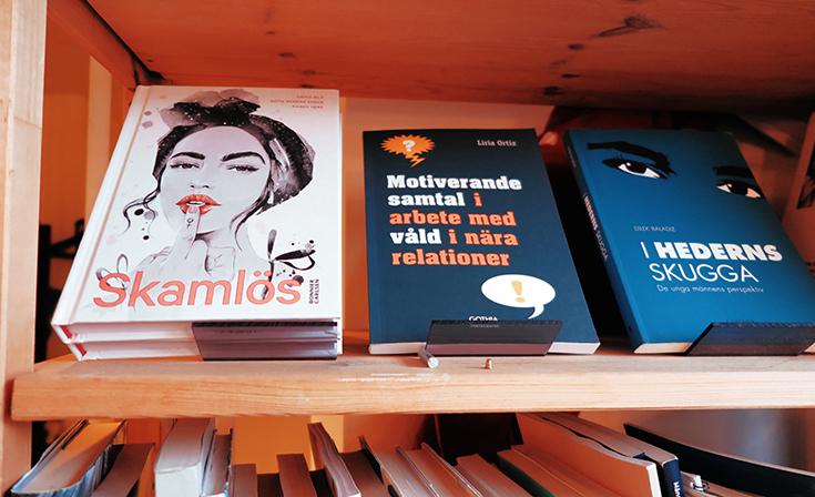 Stockholms Tjejjour, foto Marja Beckman