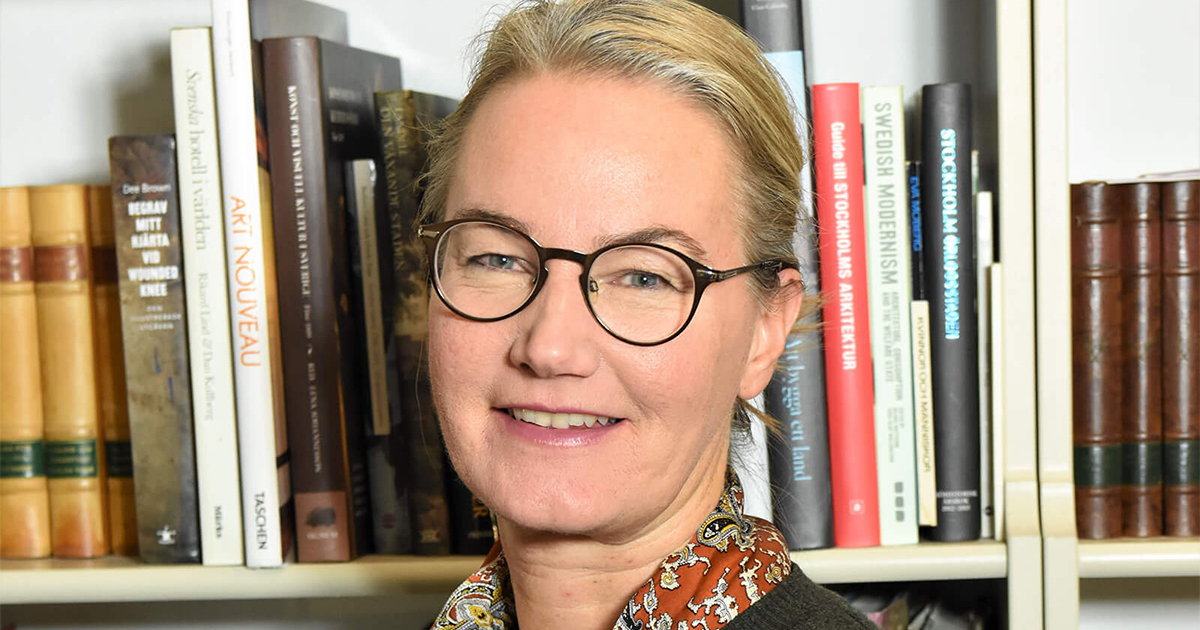 Ulrika Sandhill, foto privat