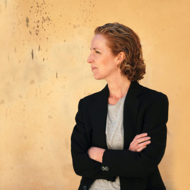 Kristina Hultman, foto Terese Andrén
