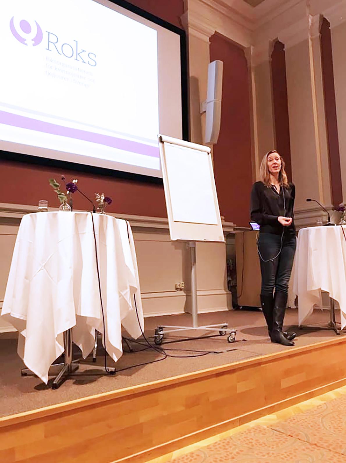 Jonna Bornemark, foto Jenny Westerstrand