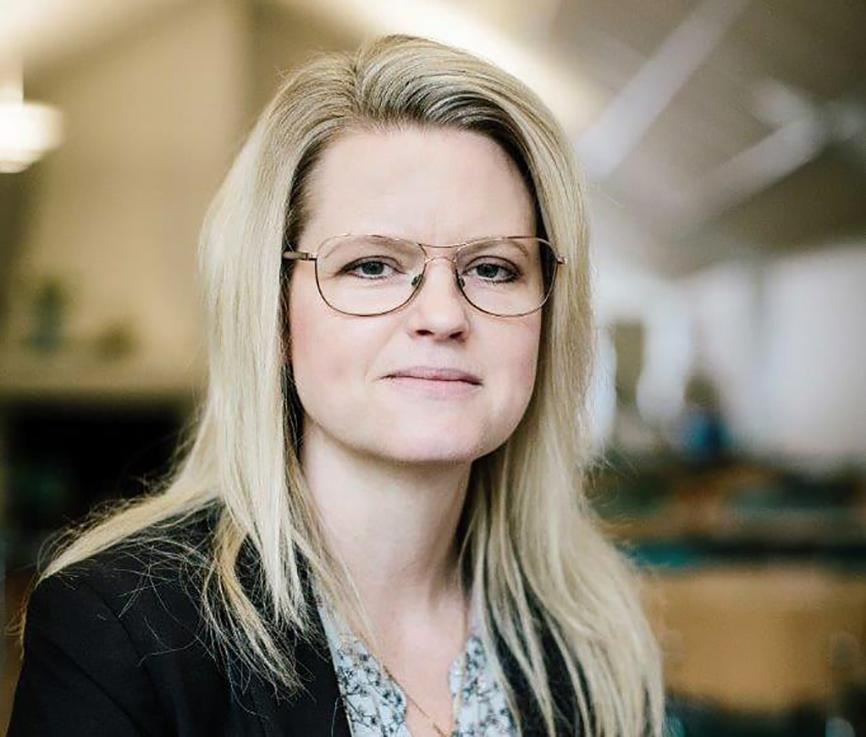 Veronika Ekström, foto Markus Crepin Sundström