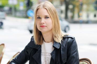 Emma Frans, foto Severus Tenenbaum