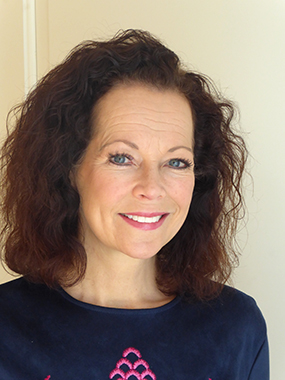 Colette van Luik, foto privat