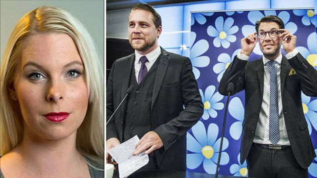 Hanna Wigh, foto SVT