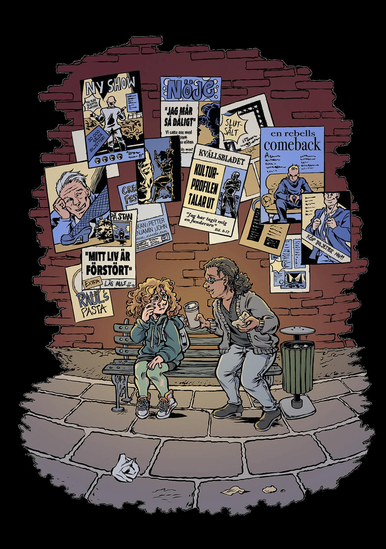 3-2020, illustration Lisa Medin