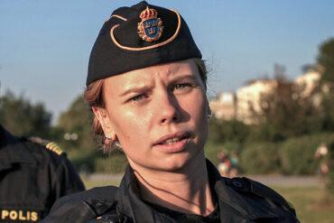 Amanda Jansson, foto SVT-press