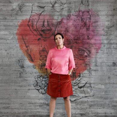 Jenny Westerstrand, foto Karl Nordlund