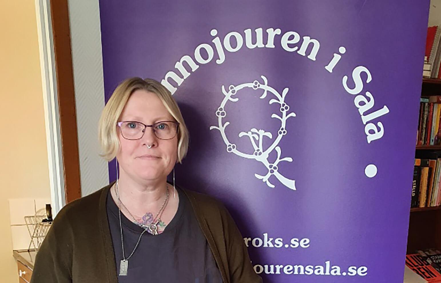 Anna Johansson, foto privat