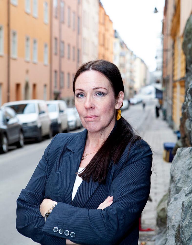 Jenny Westerstrand, foto Frida Ekman